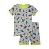 Hatley Kids Curious Critters Organic Cotton Short Pajama Set (Toddleru002FLittle Kidsu002FBig Kids)