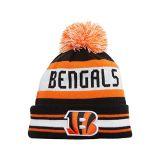 New Era NFL The Jake Knit -- Cincinnati Bengals