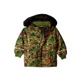 Mini rodini K2 Camo Parka (Little Kids/Big Kids)