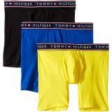 Tommy+Hilfiger Tommy Hilfiger Mens Underwear Cotton Stretch Boxer Briefs