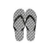 MICHAEL Michael Kors MK Flip-Flop Stripe Eva