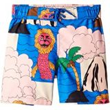 Mini rodini Seamonster Swimshorts (Infant/Toddler/Little Kids/Big Kids)