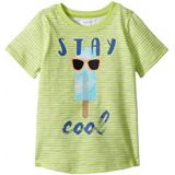 Mud Pie Stay Cool T-Shirt (Infant/Toddler)
