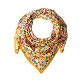 Polo Ralph Lauren Pleated Ditsy Floral Scarf