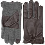 Nappa Hybrid Gloves with Vent
