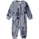 Skeleton All Over Print Jumpsuit (Infant)