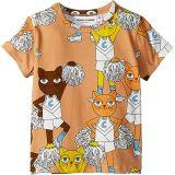 Cheercats Short Sleeve Tee (Infant/Toddler/Little Kids/Big Kids)