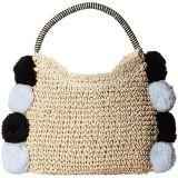 Pom Straw Bag  (Little Kids/Big Kids)