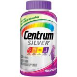 Centrum Silver Women (200 Count) Multivitamin / Multimineral Supplement Tablet, Vitamin D3,...