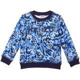 Kenzo Kids Printed Sweatshirt (Little Kids/Big Kids)
