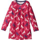 Playful Horses Nightdress (Toddler/Little Kids/Big Kids)