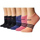 Adidas Superlite No Show Socks 6-Pack
