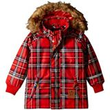 Mini rodini K2 Check Parka (Infant/Toddler/Little Kids/Big Kids)