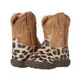 Roper Kids Cowbaby Glitter Leopard (Infantu002FToddler)