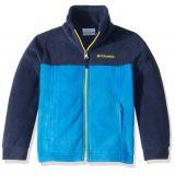 Columbia Youth Boys Steens Mt II Fleece Jacket, Soft Fleece with Classic Fit