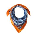 Tory Burch Keepsake Silk Neckerchief