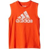 Adidas Kids Multi Sport Logo Tank (Toddler/Little Kids)