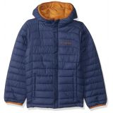 Columbia Boys Powder Lite Puffer Water-Resistant Insulated Jacket