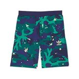 Adidas Originals Kids All Over Print Pack Camo Print Shorts (Little Kids/Big Kids)