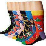 Happy Socks Beatles LP Collectors Box 6-Pack