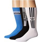 Adidas Originals Originals Stacked Forum 3-Pack Crew Socks