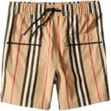 Burberry Kids Conroy Icon Shorts (Infant/Toddler)