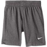 Heathered Mesh Shorts (Little Kids)