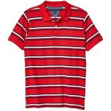 Tommy Stripe Polo (Big Kids)