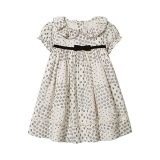 Janie and Jack Ditsy Floral Dress (Infant)