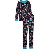 Enchanted Space Organic Cotton Pajama Set (Toddler/Little Kids/Big Kids)