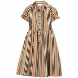 Icon Stripe Dress (Little Kids/Big Kids)