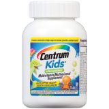Centrum Kids Multivitamin/Multimineral Supplement (Cherry, Orange, & Fruit Punch Flavor,...