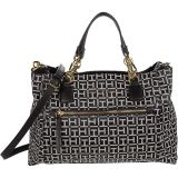 Macon Jacquard Convertible Satchel