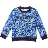 Kenzo Kids Printed Sweatshirt (Big Kids)