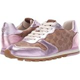 COACH C118 Runner with Signature Coated Canvas with Metallic