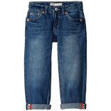 Levis Kids 502 Slim Fit Taper Jeans (Little Kids)