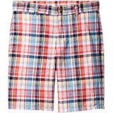 Janie and Jack Linen Flat Front Shorts (Toddler/Little Kids/Big Kids)