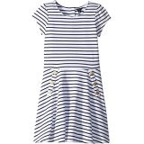 Tommy Hilfiger Kids Yarn-Dye Stripe Dress (Big Kids)