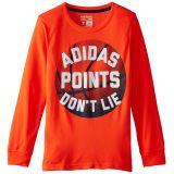 Adidas adidas Boys Graphic Long Sleeve Tee