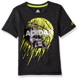 Adidas adidas Kids Mens Rocket Ball Tee (Toddler/Little Kids)