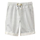 Gymboree Boys Drawstring Cuffed Shorts