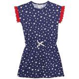 Hatley Kids Twinkle Stars Cinched Waist Dress (Toddleru002FLittle Kidsu002FBig Kids)