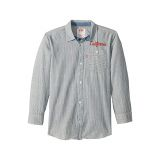 Levis Kids Long Sleeve Woven Shirt (Little Kids)
