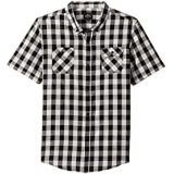 Rip Curl Kids Check Swing Short Sleeve Shirt (Big Kids)