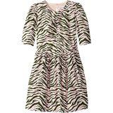 Zebra Stripe Dress (Toddler/Little Kids/Big Kids)