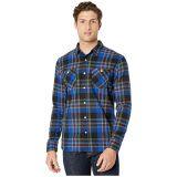 Levis Kine Herringbone Flannel Shirt