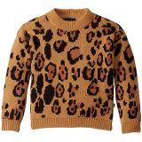 Leo Knitted Sweater (Little Kids/Big Kids)