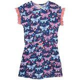 Hatley Kids Botanical Butterfy Cinched Waist Dress (Toddleru002FLittle Kidsu002FBig Kids)
