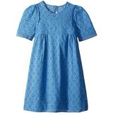 Chloe Kids All Over Floral Embroidery Dress (Big Kids)