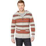 Pendleton Serape Stripe Hooded Sweater